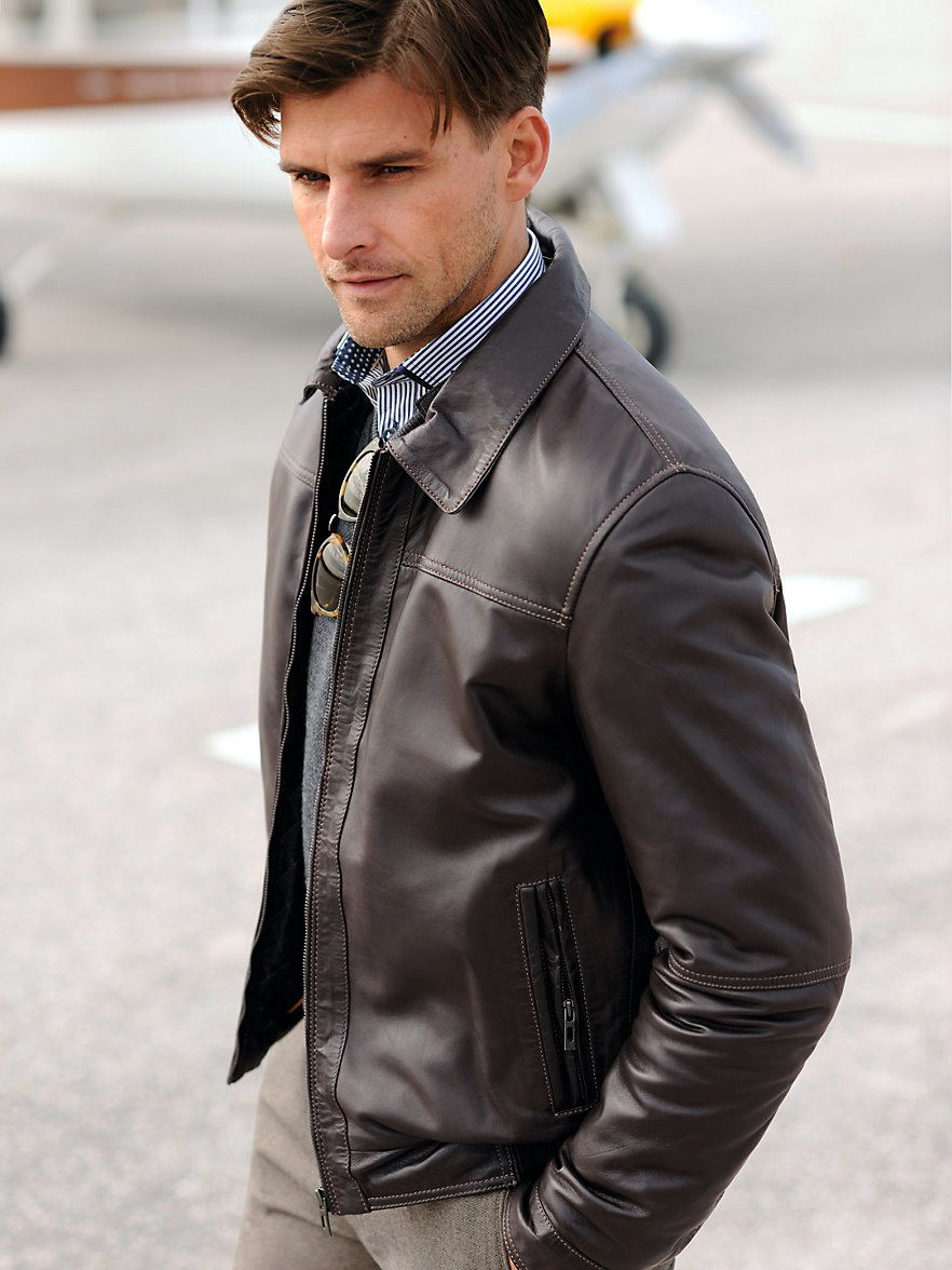 bugatti-leather-jacket-in-glove-soft-lamb-nappa-leather ...