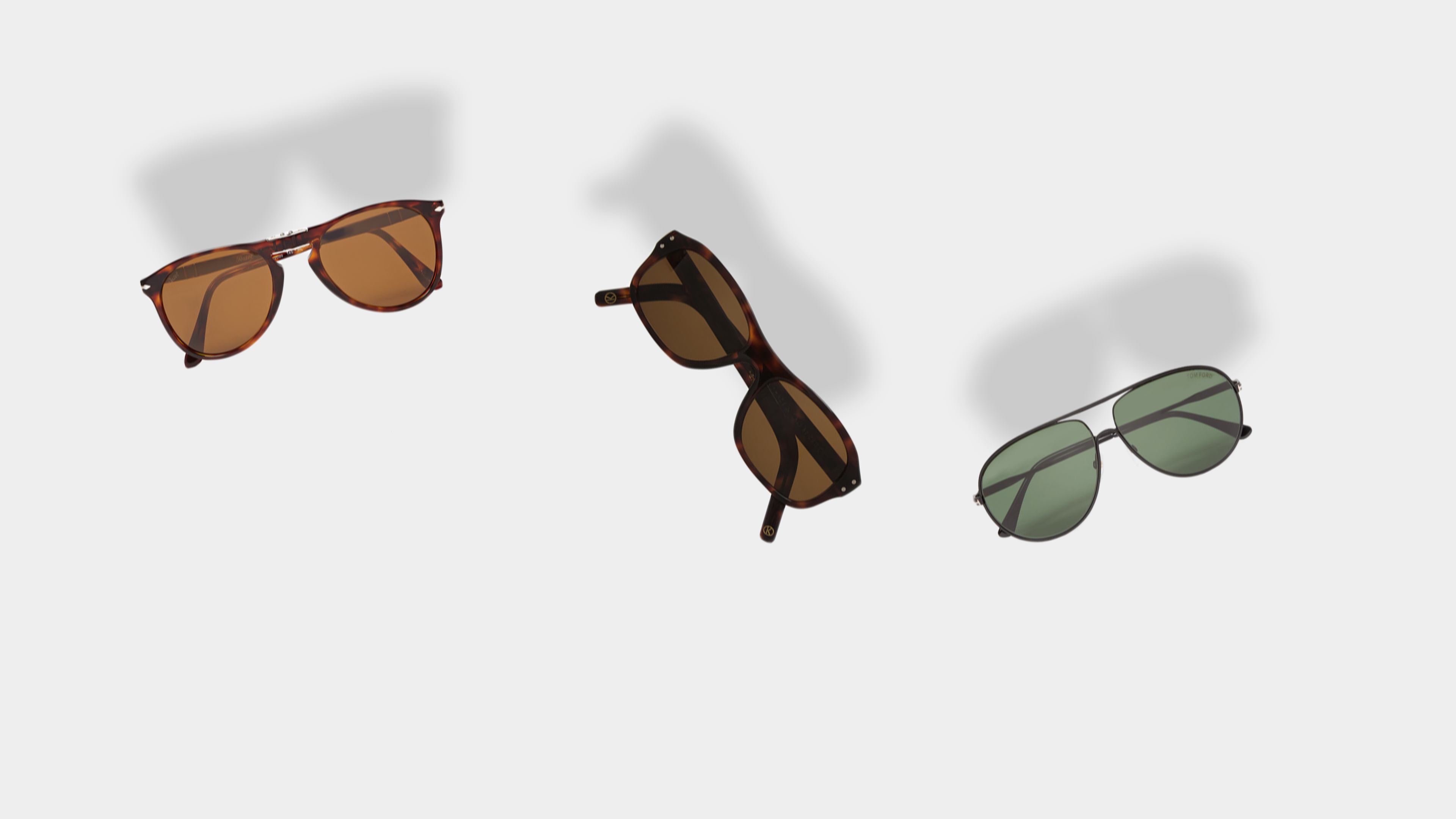 The Timeless Pairs of Sunglasses a Gentleman Should Wear ...
